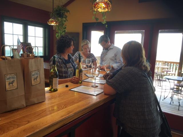 Bluemont Wine Tour
